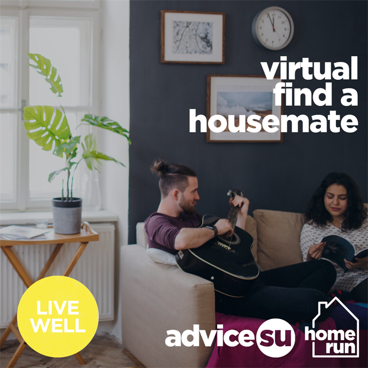 Virtual Find a Housemate (21st April)