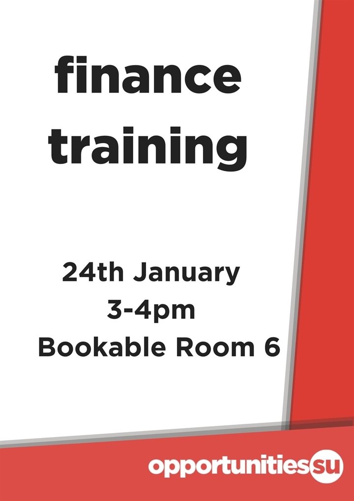 Finance Training
