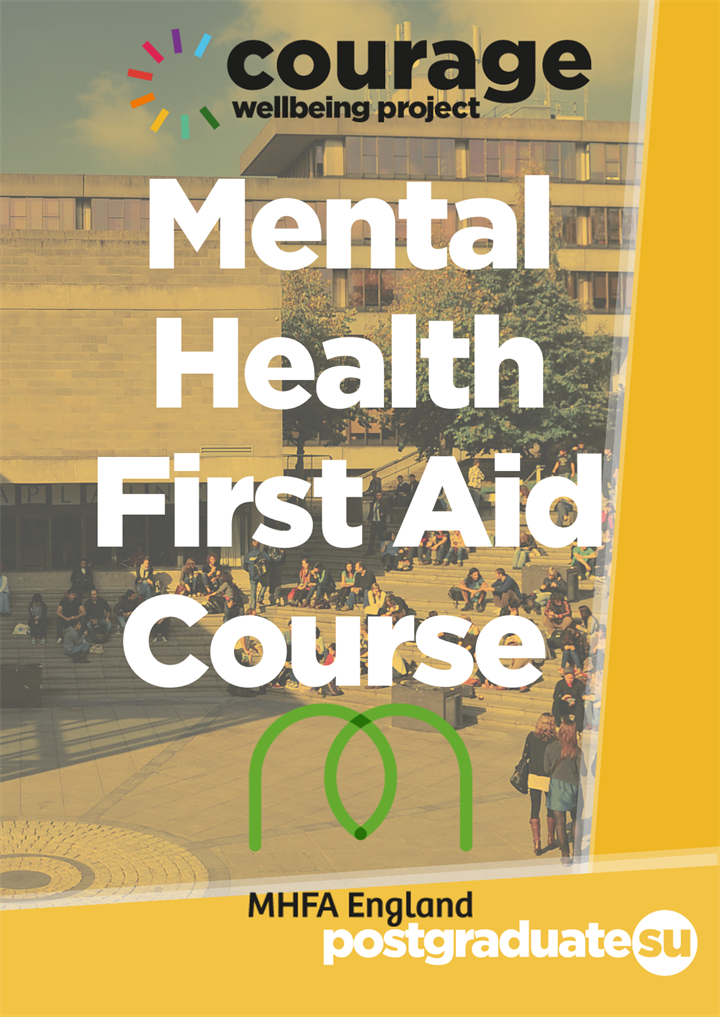 Mental Health First Aider Training (2 Day)