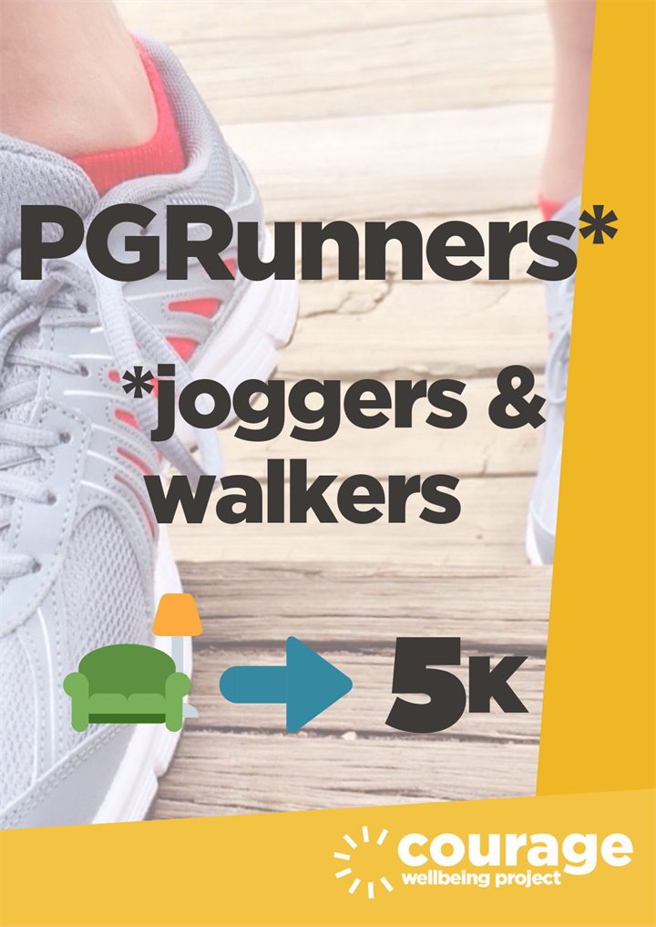 PGRunners(joggers or walkers)