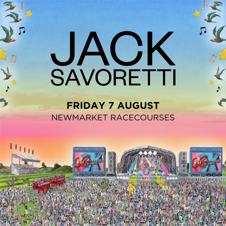 Newmarket Nights featuring Jack Savoretti