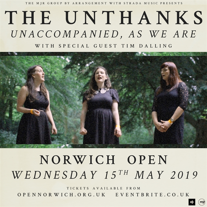 The Unthanks - Unaccompanied, As We Are