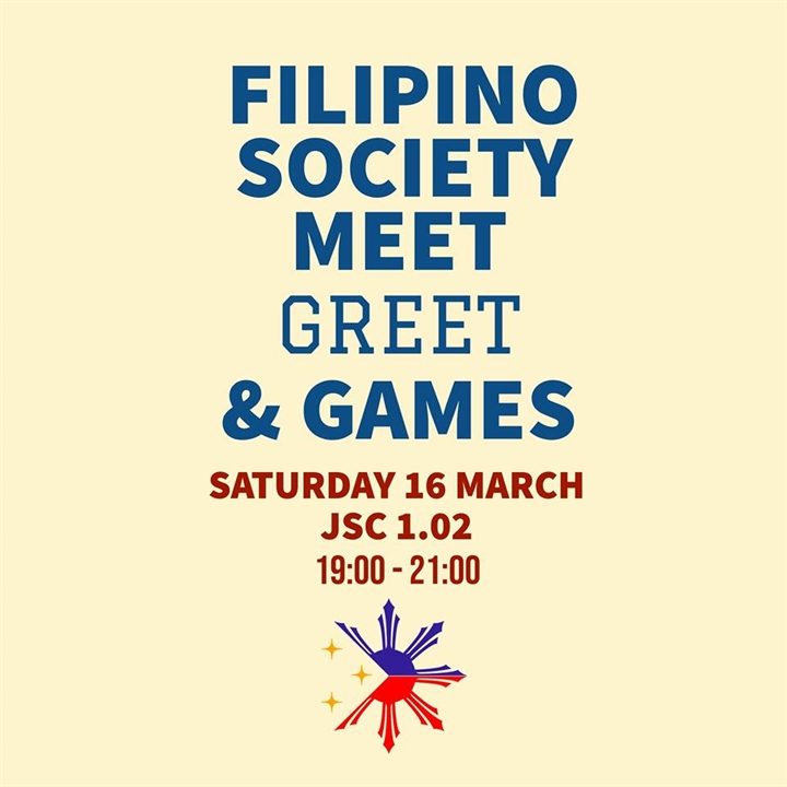 Meet, Greet and Games Night