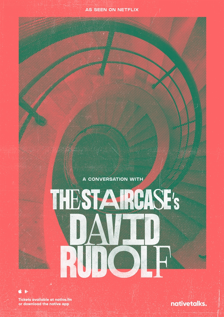 """The Staircase's"" David Rudolf - Live Q&A"