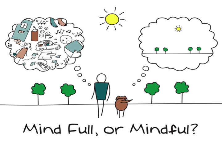 Wellbeing Workshops - Mindfulness