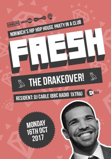 Fresh: The Drakeover! @Bar and Beyond