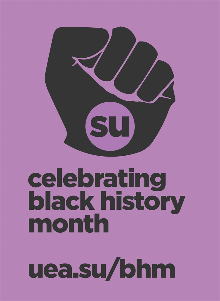 uea(su) black history month launch event