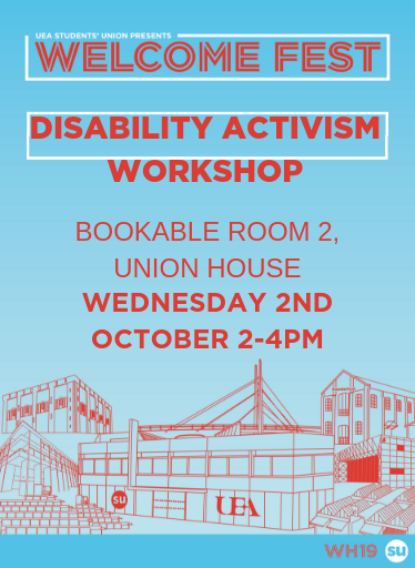 Disability Activism Workshop