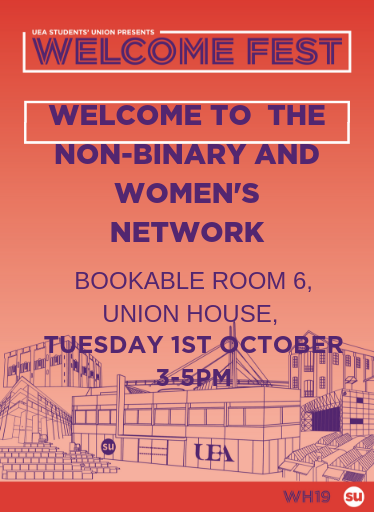 Welcome to the Non-binary and Women's Network!