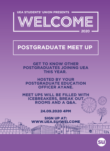 Postgraduate Meet Up
