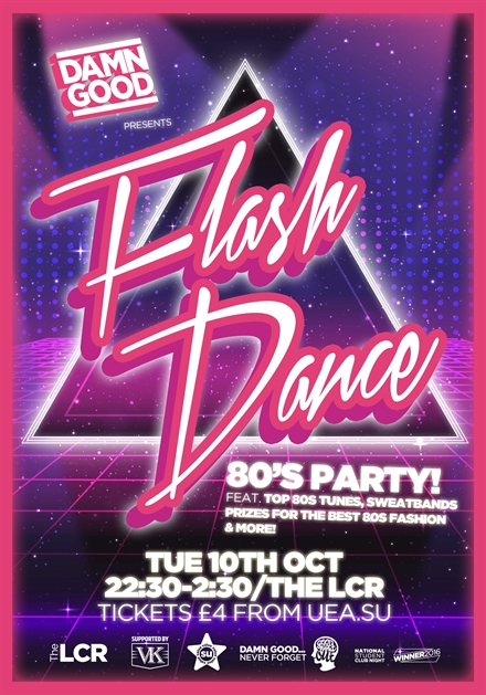 Damn Good... 80's Flashdance