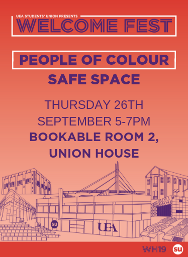 people of colour safe space