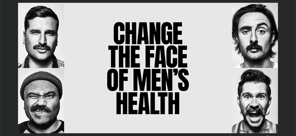 change the face of men's health - movember